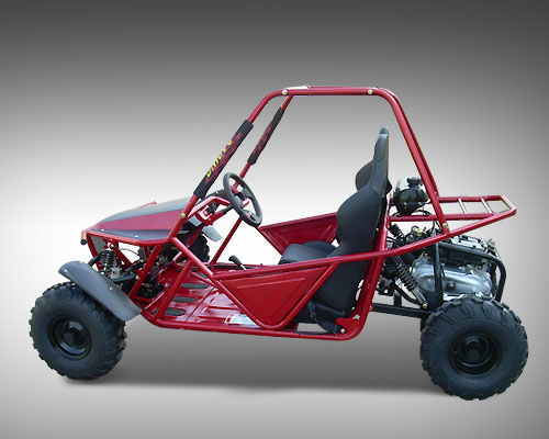 configure go kart dune buggy dirt bike and atv to the most spec model